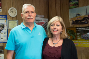 Angie & Rick Taylor - Owners
