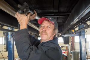 Jerry Etheridge - R&R Technician